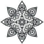 Free Printable Zentangle Coloring Pages New Free Printable Zentangle Coloring Pages Adults – Paraderoborja