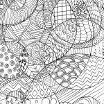 Free Printable Zentangle Coloring Pages Unique Coloring Zentangle Coloring Pages for Kids to Print Free Adults