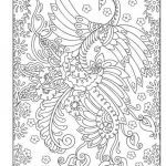 Free Printable Zentangle Coloring Pages Unique Peacock Coloring Pages Beautiful Advanced Peacock Coloring Pages New