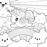 Free Rainbow Coloring Pages Beautiful Baby Unicorn Coloring Pages Baby Unicorn Coloring Pages Page Free