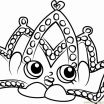 Free Shopkin Printables New Printable Coloring Pages for Shopkins Awesome Lovely Cookie Shopkins