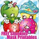 Free Shopkins Birthday Printables Creative 18 Best Shopkins Party Printables Images In 2018