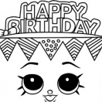 Free Shopkins Coloring Pages Best Of Happy Birthday Shopkins Coloring Pages