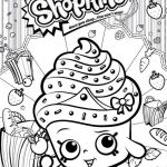 Free Shopkins Coloring Pages Fresh January 2018