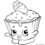 Free Shopkins Coloring Pages Unique Free Shopkins Coloring Pages Printable at Getdrawings