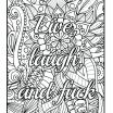 Free Swear Word Coloring Pages Beautiful Free Swear Word Coloring Pages Pdf – thewestudio
