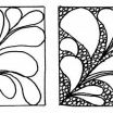 Free Zentangle Patterns to Print Marvelous 30 Easy Zentangle Patterns to Give You Great Ideas for Your Own