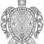 Free Zentangle Printables Awesome Zentangle Sea Animal Coloring Pages – Coloring Pages Online