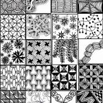 Free Zentangle Printables Awesome Zentangles Patterns Free Printables