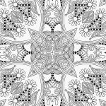 Free Zentangle Printables Best Of Beautiful Zentangle Coloring Page 2019