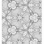 Free Zentangle Printables Unique 20 Awesome Free Printable Coloring Pages for Adults Advanced