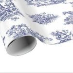 French Script Wrapping Paper Inspirational Vintage Wrapping Paper – Wrapping Paper