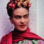 Frida Kahlo Coloring Book Inspiring Uncovering Clues In Frida Kahlo S Private Wardrobe