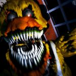 Fright Night Freddy 2 Beautiful What Nice Teeth You Have