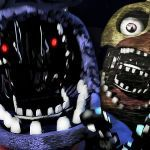 Fright Night Freddy 2 Creative Bonnie and Chica are Back