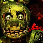Fright Night Freddy 2 Excellent Warning You Will Die