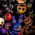 Fright Night Freddy 2 Inspiring 40 Best Five Nights at Freddys Images In 2015
