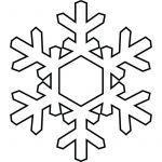 Frozen Snowflake Stencil Inspirational Lovely Best Channel Art Size Template Snowflake Outline Lovely Best