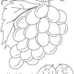 Fruit Coloring Book Pretty Grapes Coloring Page Beautiful Fnaf Coloring Pages Awesome Colouring