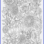 Full Size Coloring Pages for Adults Excellent 12 Cute Coloring Pages for Adults Flowers