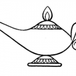 Genie Coloring Page Marvelous Aladdin Lamp Coloring Page – Hd Wallpapers