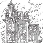 Gingerbread House Coloring Awesome House Coloring Pages Printable Elegant Free Printable Victorian