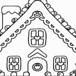 Gingerbread House Coloring Beautiful 15 Fresh Super Coloring Pages