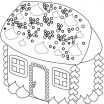 Gingerbread House Coloring Page Fresh Coloring Ideas Incredible Loud House Coloring Sheets Coloring Ideass