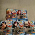 Girls Super Heros Awesome Used Hotwheels Dc Super Hero Girls for Sale In Hayward Letgo