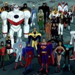 Girls Super Heros Beautiful Dc Animated Universe