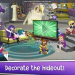 Girls Super Heros Inspired Dc Super Hero Girls Blitz Screenshots Apk4fun