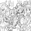 Glitter force Colouring Pages Fresh Tabbycat S 341