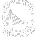 Golden State Warriors Coloring Pages Awesome Elegant Golden State Warriors Coloring Pages