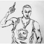Golden State Warriors Coloring Pages Inspiring Nba Acc05 1 All Stephen Curry Jersey Coloring Pages