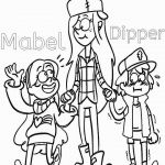 Gravity Falls Coloring Pages Best 20 Awesome Free Printable Coloring Pages for Adults Advanced