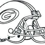 Green Bay Packers Coloring Book Excellent Green Bay Packers Helmet Coloring Pages – Rosaartur