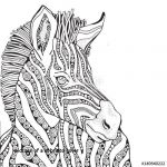 Gypsy Coloring Pages Awesome New Zebra Black and White 91 Gallery Ideas