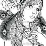 Gypsy Coloring Pages Best Of High Resolution Coloring Book Images – Sportgoalssite