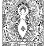 Gypsy Coloring Pages Fresh Awesome Goddess Mandala Coloring Pages – Tintuc247