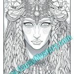 Gypsy Coloring Pages New Coloring Pages for Paint Program – Sharpball