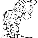 Gypsy Coloring Pages New New Zebra Black and White 91 Gallery Ideas