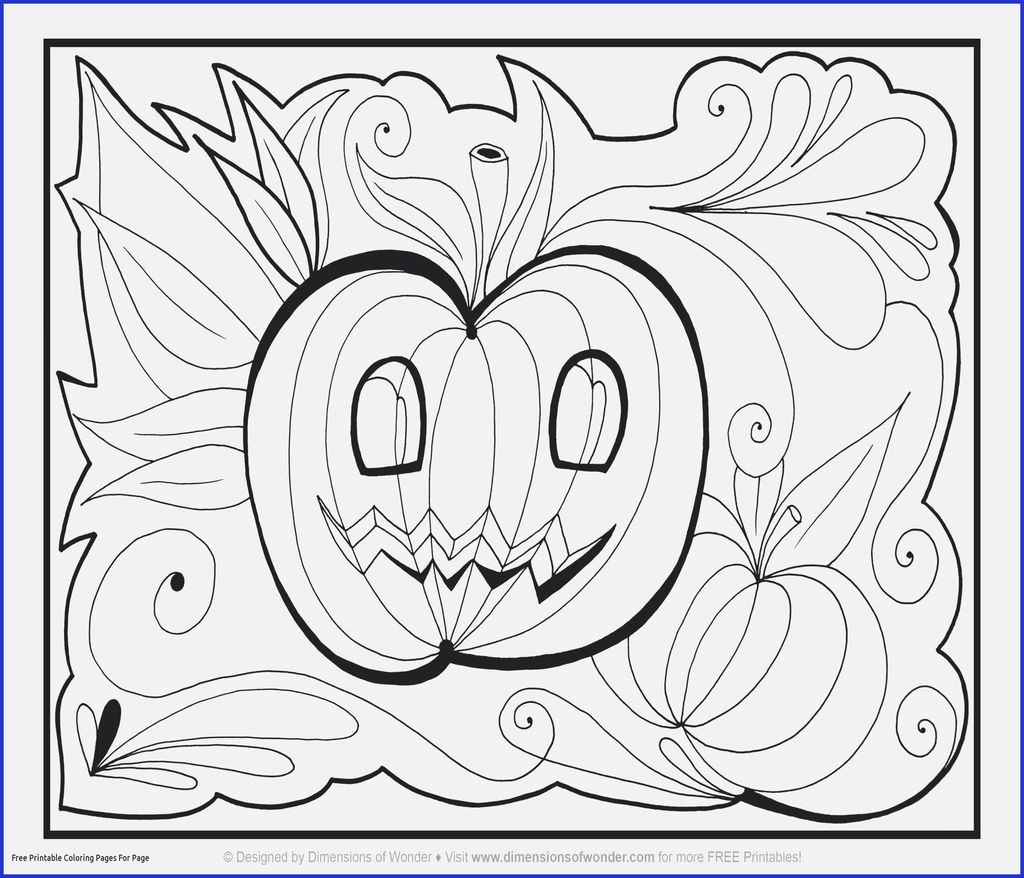 Halloween Color Pages for Adults Brilliant New Halloween Coloring Pages Adults