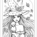 Halloween Color Pages Free Awesome 24 Halloween Coloring Pages Printable Free Download Coloring Sheets