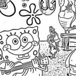 Halloween Color Pages Free Fresh Free Spongebob Halloween Coloring Pages New Spongebob Printable