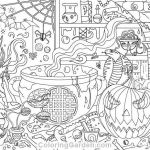 Halloween Coloring Pages for Kids Creative √ Preschool Halloween Coloring Pages and Best Coloring Page Adult