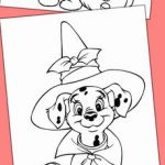 Halloween Coloring Pages Inspiring Unique Cute Coloring Fvgiment