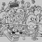 Halloween Coloring Pics Inspired 14 Awesome Halloween Coloring Pages Spongebob Kanta