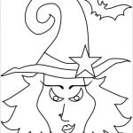 Halloween Coloring Templates Best √ Free Printable Halloween Coloring Pages and New Coloring