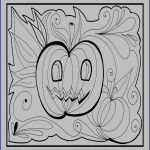 Halloween Coloring Templates Inspirational Lovely Black and White Halloween Coloring Sheets – Kursknews