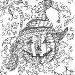 Halloween Coloring Templates Marvelous the Best Free Adult Coloring Book Pages